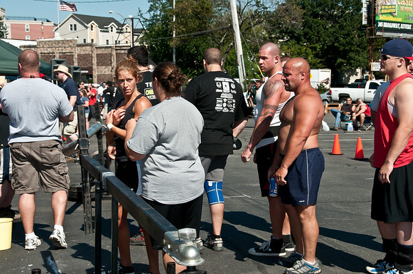 Getting Ready for the Viking Press