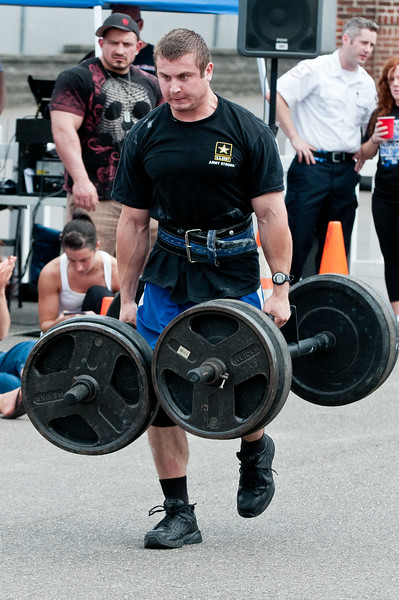 2011 Mass State Strongman-Strongwoman Championships, Police-Fire-Military Nationals