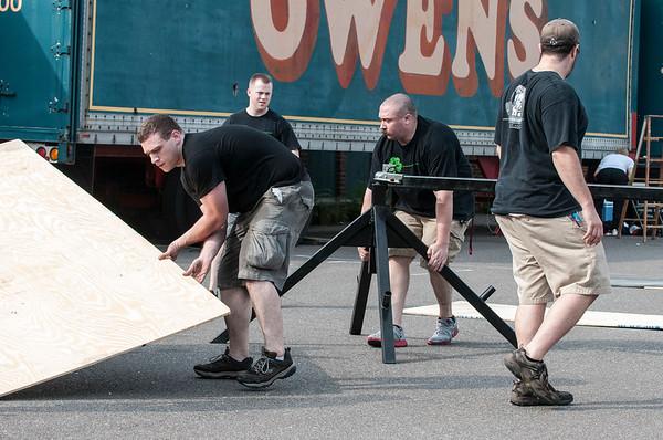 TPS Crew at Work