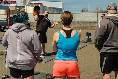Strongman Saturday 4-12-2014