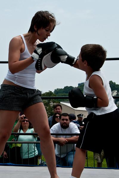 TPS Boxing Demo 6-27-2010