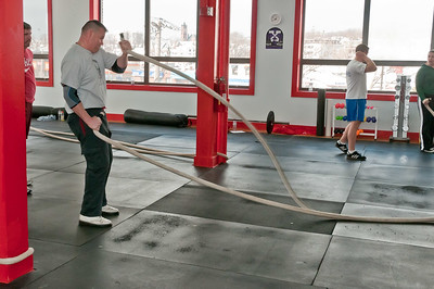 TPS Staff Ropes Class