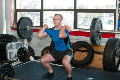 TPS Training Day 10-15-2011: Power Clean