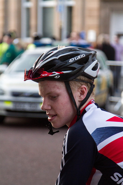 Tour Series 2014 Barrow Matt Gibson