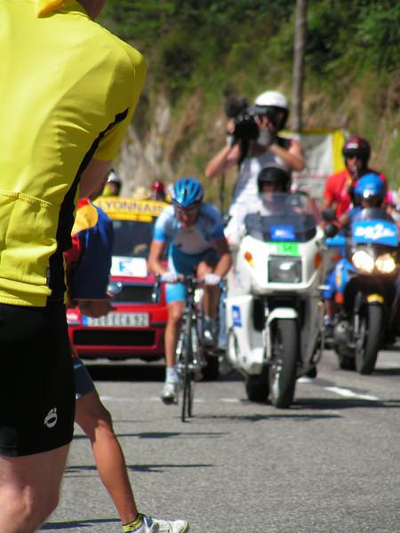Escapado en el Tour 2005