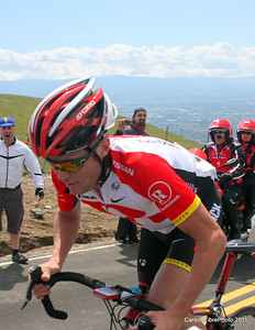 Stage 4, Chis Horner at his work, Sierra Drive.