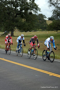 Stage 2, Beale AFB Highway--Breakaway (Timon Seubert, James Driscoll, Laszlo Bodrogi, and Ben Jacques-Maynes).