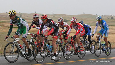 Stage 3, Breakaway (Mike Creed, James Driscoll, Phillip Gaimon, Andy Jacques-Maynes, William Dickeson, Jan Barta, Christian Meier).