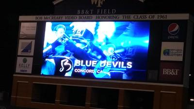 Blue Devils - Concord, CA.