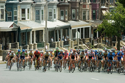 Circuit race in Reading, PA, part of the Commerce Bank triple crown