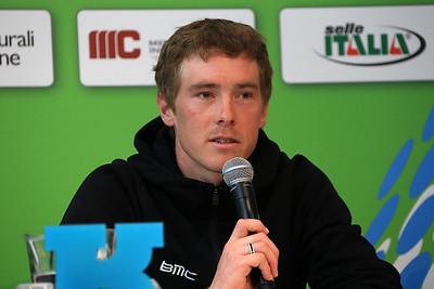 Rohan Dennis (BMC) Winner of the 2nd Stage