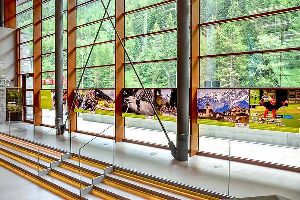 Mein Foto von Teufel Didi Senft ist in der Foto-Ausstellung am Brenner zu sehen!