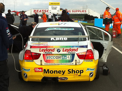 Touring Cars Knockhill 2010