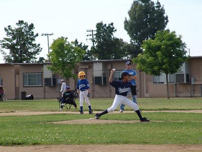 Tournament Game 3 Yankees vs Dodgers  6-7-10