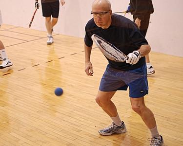 November 2009 Doubles Racquetball