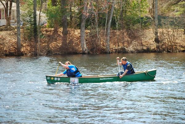 Townsend Canoe Race 2015