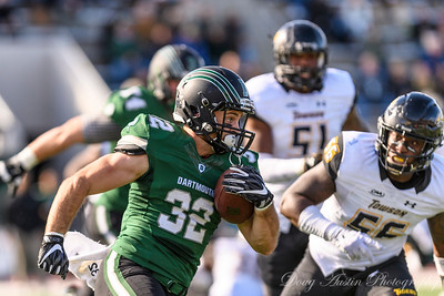 Towson vs Dartmouth Football