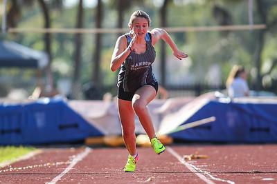 2017 Track and Field Ransom Quad Meet