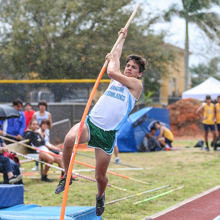 Ferguson Invite Track and Field, 2018