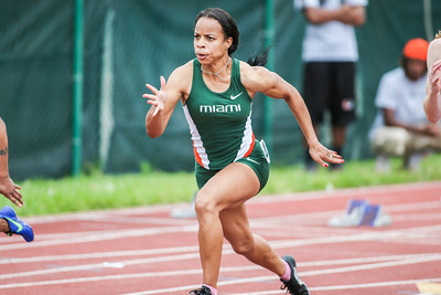 University of Miami Track and Field