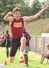 Science Hill's Hunter Boone, winner in the boys triple jump. Photo by Ned Jilton II