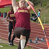 Science Hill'sSavannah Hirst, top girls pole vaulter in Big 7. Photo by Ned Jilton II