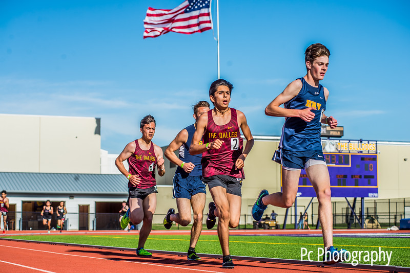 Columbia River Conference Championships