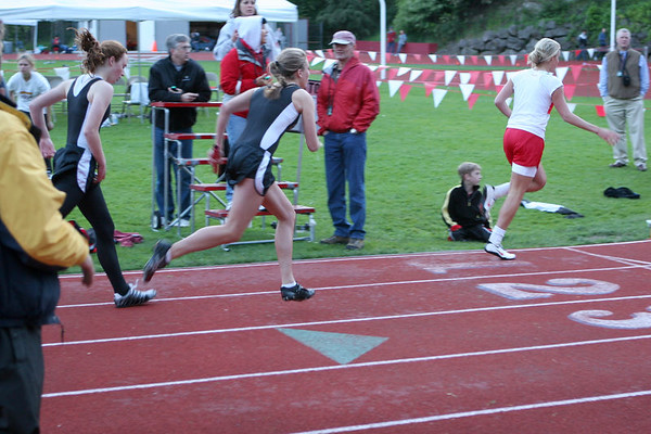 2005 Cascade League Track & Field Championship