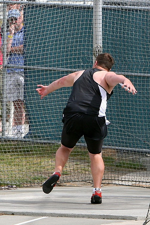 2007 State 2A Track & Field Championship
