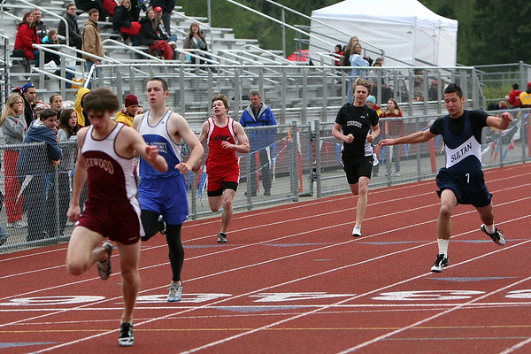 2008 Cascade League Track & Field Championship
