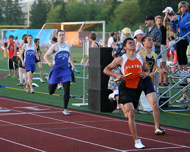2008 District Track & Field Championship