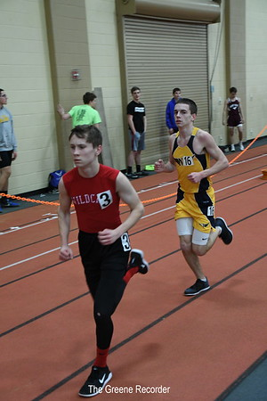 Indoor Track at Wartburg