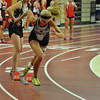 Track at GNC Indoor Championships :