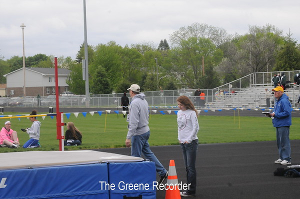 Regional and District Track Meet