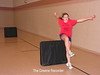 Olivia hurdles