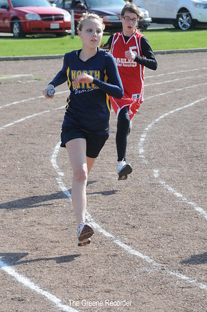 Middle School Track at West Fork