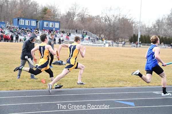 Co-Ed Track at Central Springs