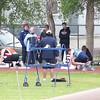 Kristian McCullough, 200m, Provincial High School track meet, Moose Jaw, Saskatchewan
