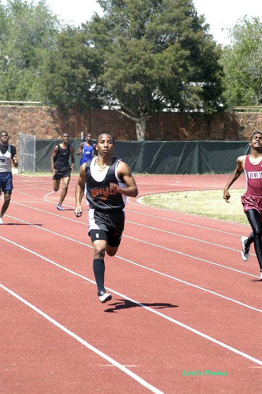 Track Meet 2-21-06