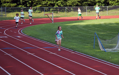 Colchester track meet.
