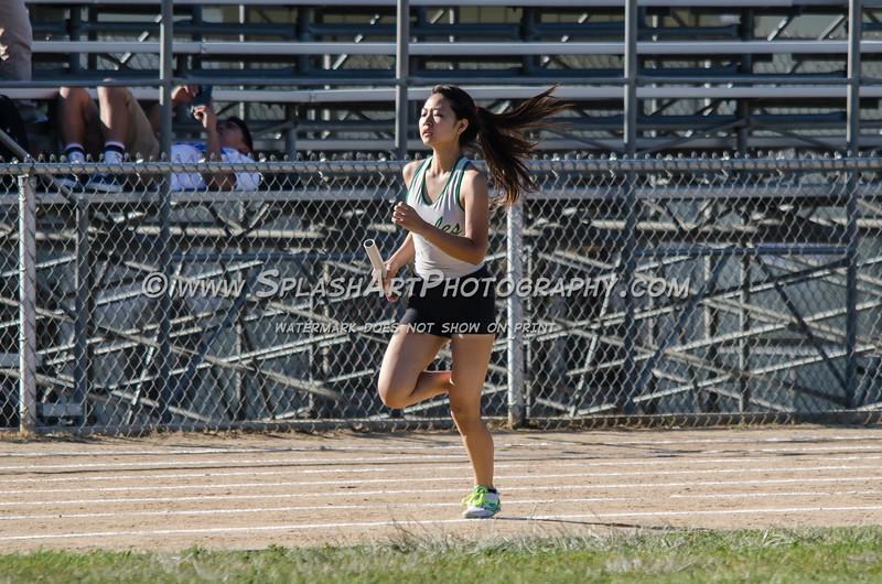 2015 Eagle Rock Track vs Franklon Panthers