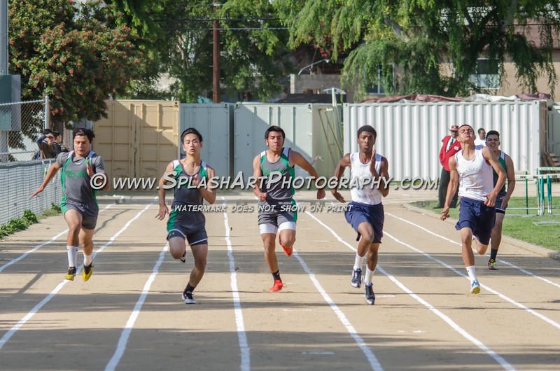 Eagle Rock Track vs Franklin