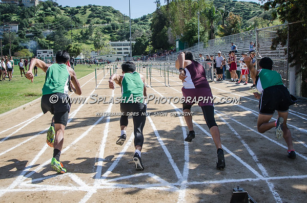 2017 Eagle Rock Track vs Bravo & Wilson
