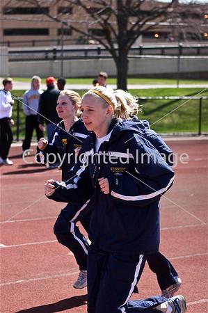 2009-04-29 Kennedy Track @ U of M