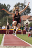 rossi relays Chapman University track and field
