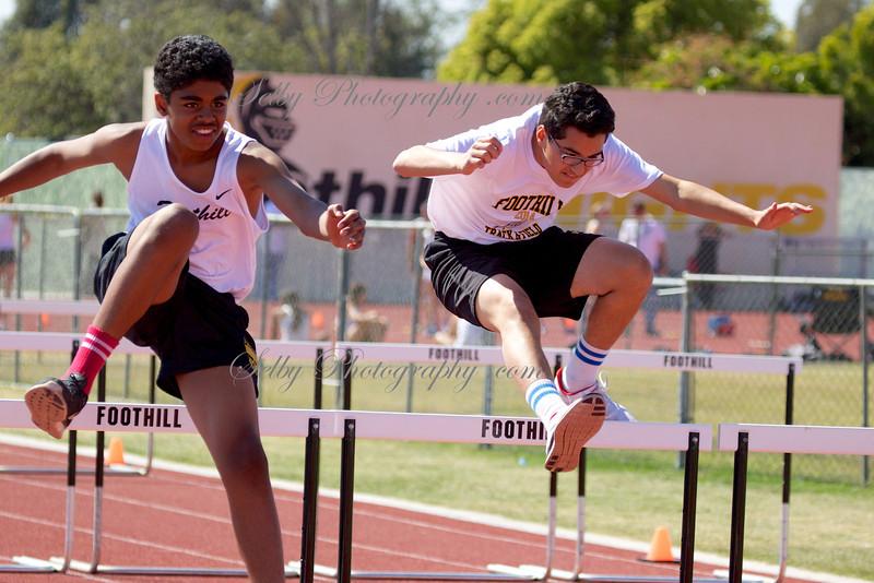 El Dorado  Brea  Foothill high school