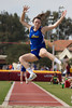 Rossi Relays track and field