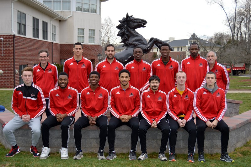 2015-16 Men't Track and Field