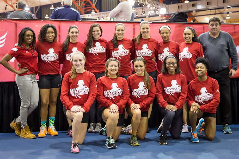 2015-16 Women's Track and Field