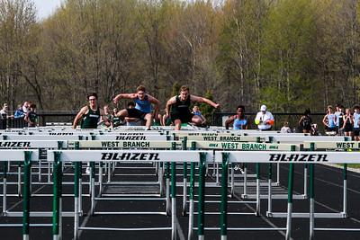 WBHS Track vs Alliance-131